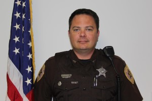 Northampton County Deputy Christopher L. Forbes